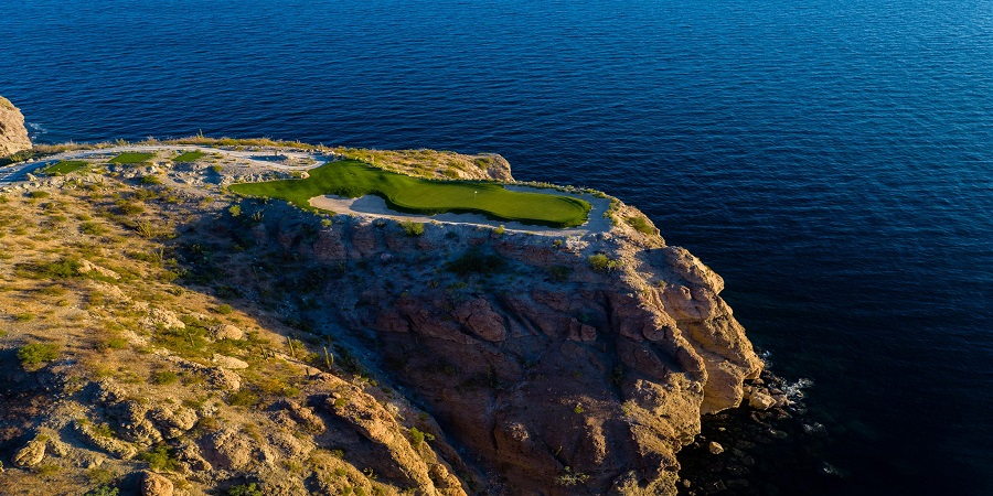 Unlimited Golf Offered at Spectacular Danzante Bay on Baja Peninsula