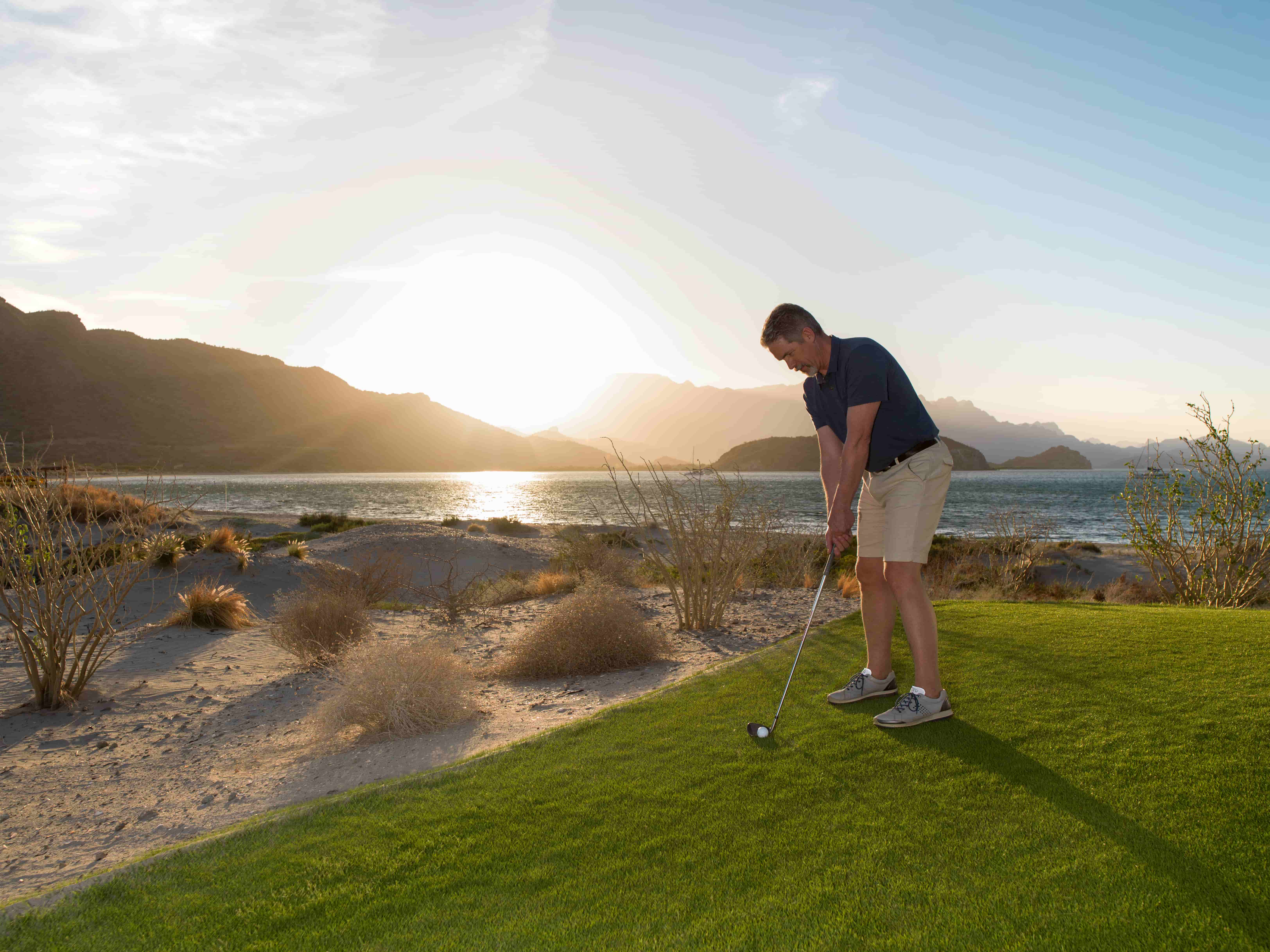Golf Resort - Danzante Bay Loreto