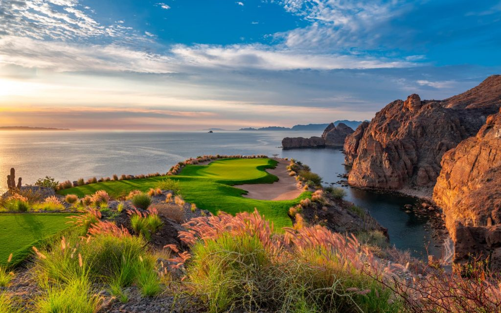 Loreto Golf Course - TPC Danzante Bay