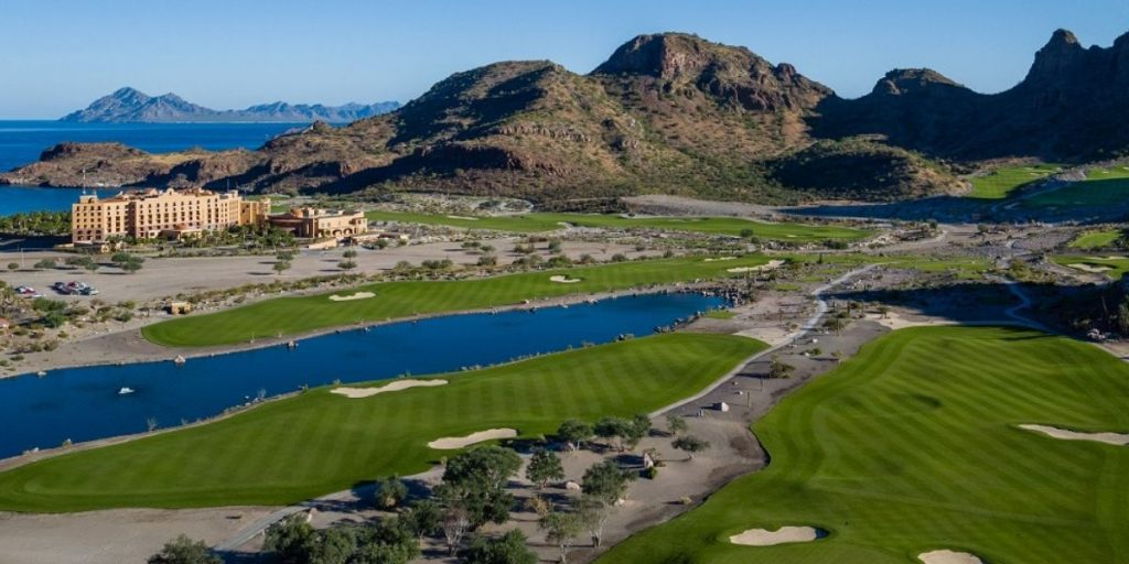 TPC Danzante Bay - Golf Resort en Loreto Mexico