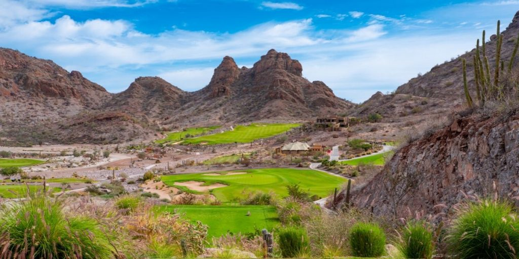 TPC Danzante Bay es el Campo de Golf Eco-Friendly de Loreto México