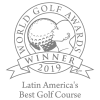 Latin America Best Golf Course Winner 2019 WGA