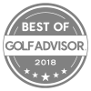 icono Best of Golf Advisor 2018